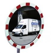 Miroir routier extérieur - Distance d'observation (m) : de 9 - 15 à 15 - 22 / Certifié TÜV