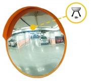 Miroir sortie de garage