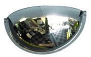 Miroir sphérique pour magasin - Dimensions (L x lx h) mm: 620 x 225 x 326
