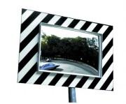 Miroirs de sécurité - Dimensions hors tout (mm) :  900 x 600
