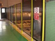 Mise en conformité industrielle - Grillagé - Pour zone de stockage et espace industriel