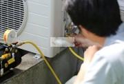 Mise en service d'un climatiseur - Test étanchéité, Tirage au vide, Appoint éventuel, ...