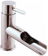 Mitigeur à cascade pour lavabo - Matière : Titane