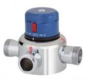 Mitigeur thermostatique pour collectivité - Température maximale eau chaude : 85°C