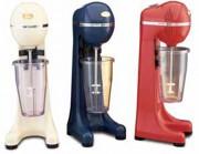 Mixeur à boisson double vitesse - Dimensions (L x l x h) : de 180 x 170 x 480 à 175 x 170 x 465 mm