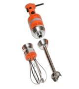 Mixeur plongeur professionnel 25 L - Vitesse variable : de 0 à 9000 trs/min