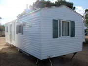 Mobile home - Surface : 25 m2