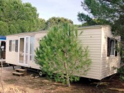 Mobile-home occasion - Surface : 24 m2