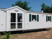 Mobile home pour camping - Surface : 32 m2