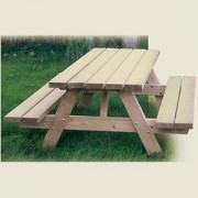 Mobilier table pique-nique en bois - Réf JBC-0081-KI