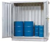 Module conteneur de stockage à portes battants - VBF 1, VBF1-L, VBF2, VBF2-L
