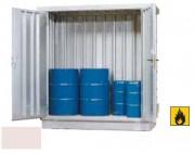 Module conteneur de stockage à rampe d'accès réglable 300 à 2000 litres - VBF1, VBF 1-L, VBF2, VBF2-L