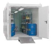 Module conteneur de stockage automatique 500 à 1700 Litres - L.11283, L.11284, L.11287, L.11288