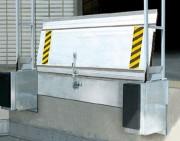 Module de quai anti-écrasement - Transbordement sécurisé