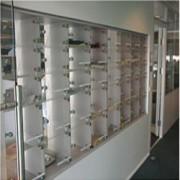 Module de tri courrier multicases - Avec tablettes réglables
