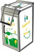 Module de tri ludique - Compacteur à canettes et bouteilles