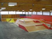 Module pour skatepark et glisspark - Modules en bois, alumminium, inox et HPL