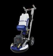 Monobrosse orbitale - Une machine pour tous les sols