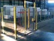 Montage de protection grillagée - Service: installation de cloison grillagée