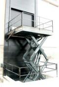 Monte-charge à ciseaux 6000 kg - Charge nominale de 1000 à 6000 kg