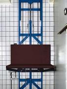 Monte charge industriel à colonne - Capacité max : 5000 kg - Simple colonne