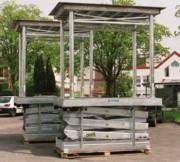 Monte charge industriel polyvalent - Plateforme élévatrice pour monte charges