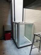 Monte charge petits espaces - Capacité de charge : 250 kg - Monte charge Hydraulique