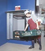 Monte charges pour boulangeries - Charge utile : De 12 à 300 Kg