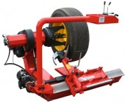 Monte démonte pneus pour roues Poids Lourds - Dimensions: 2757Lx2352lx1976h