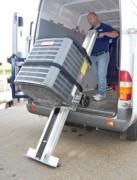 Monte-escalier électrique pour barbecue - Capacité : 100 kg à 680 kg