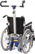 Monte escalier électrique pour fauteuil roulant - Construction solide pour une capacité de 140 kg/160kg