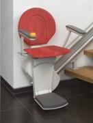 Monte escalier handicapé - Charge (Kg) : 300