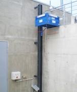 Monte matériaux automatique - Charge : 150 Kg et 250 Kg