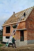 Monte matériaux chantier charge 150 kg - Hauteur de travail maximale : 40 m - Charge utile 150 kg