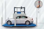 Monte voiture charge 3500 kg - Élévateur monte-voitures hauteur sous dalle 2700 mm