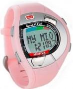 Montres de sport rose - Objectif calorique (objectif) : 9 999