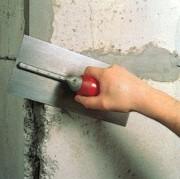 Mortier de réparation béton - Temps de séchage : 3 à 6 heures à 20°C