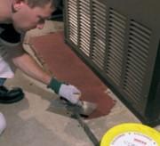 Mortier de réparation béton époxy
