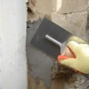 Mortier réparation basse température - Temps de séchage : 3 à 6 heures à 20°C