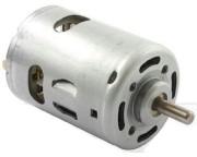 Moteur courant continu basse tension - Puissance : de 0,1 à 198 watts
