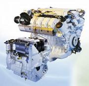 Moteur diesel - Cylindrée (dm³) : de 6.4 à 16,2