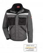 Veste de travail avec poches - 65% polyester, 35% Cotton - Tailles : 38 - 52