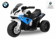 Moto électrique enfant BMW S1000RR - Vitesse Max : 3 km / h - Age Recommandé : 18-36 mois