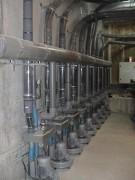 Moto-ventilateur pour tube pneumatique - Système de transfert de tube pneumatique