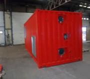 Motopompe conteneurisée - Protection des motopompes incendie en zones à risques d'explosion (surpression)