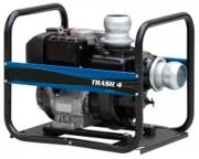 Motopompe gasoil - Portable - Débit max. 1800 L/min