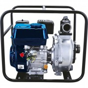 Motopompe haute pression Débit 30 m³