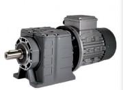 Motoréducteur coaxial 22 kW - Puissance 0,06 à 22 KW