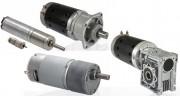Motoréducteurs courant continu - Tension : 12 ou 24 V CC