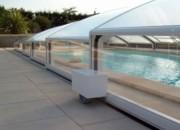 Motorisation abri piscine - Pour les abris avec ou sans rail